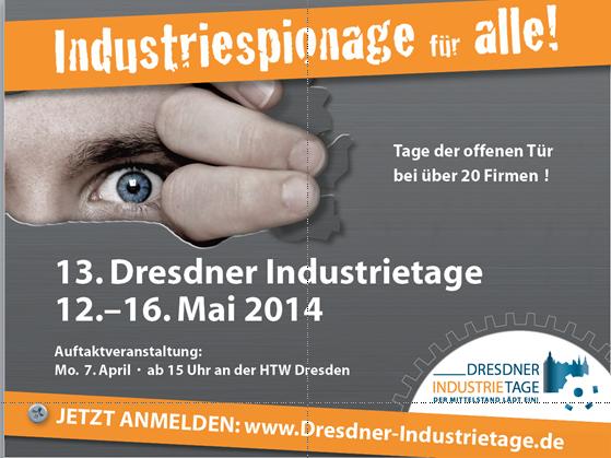 ORANGE Engineering auf dem Industrietag in Dresden ...  ORANGE Engineer...